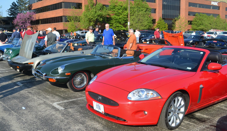 Jaguar Association of Greater St. Louis area JAGSL - Jaguar ...